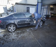 car wash navan