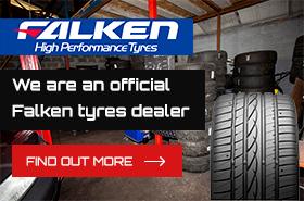 Tyre Hangar Falken Tyres Meath