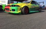 Tyre Hangar Competing in British Drift Championship